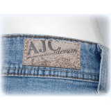 AJC by ARIZONA Baggy Stretch Jeans Hose - bleached blau - Gr. 20/40 - Bild 6