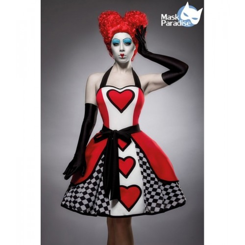 Queen of Hearts - Filmfigur Red Queen Kostüm - Bild 1